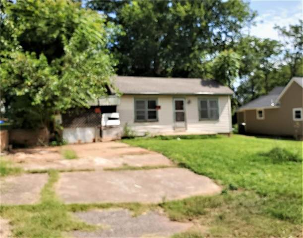 213 W Jefferson Street, Purcell, OK 73080 (MLS #967880) :: Homestead & Co
