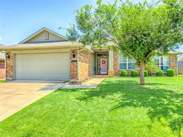 2636 NW 182nd Street, Edmond, OK 73012 (MLS #968067) :: Meraki Real Estate