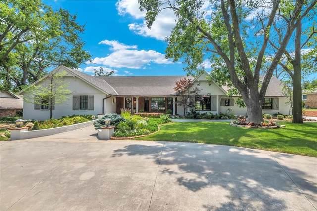 2530 NW Grand Boulevard, Oklahoma City, OK 73116 (MLS #968253) :: Meraki Real Estate