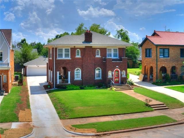 710 NE 19th Street, Oklahoma City, OK 73105 (MLS #968350) :: The UB Home Team at Whittington Realty
