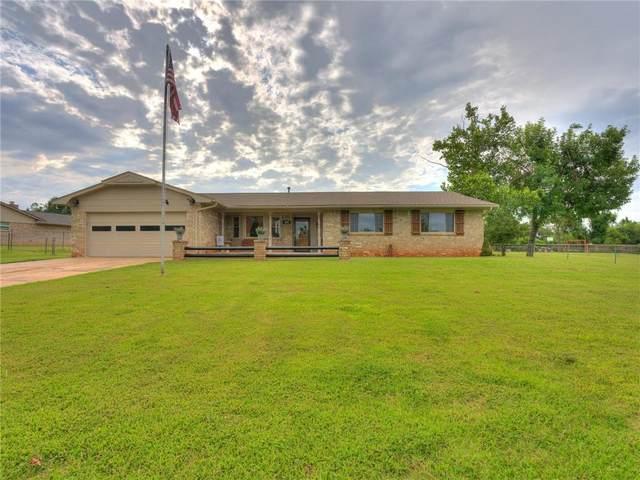 634 S Aqua Clear Drive, Mustang, OK 73064 (MLS #968376) :: Homestead & Co