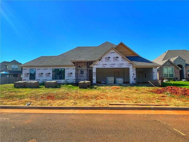 6120 NW 157th Street, Edmond, OK 73013 (MLS #968421) :: Sold by Shanna- 525 Realty Group