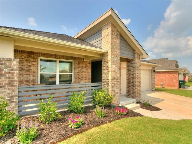 810 Barbaroot Drive, Norman, OK 73069 (MLS #968463) :: Homestead & Co
