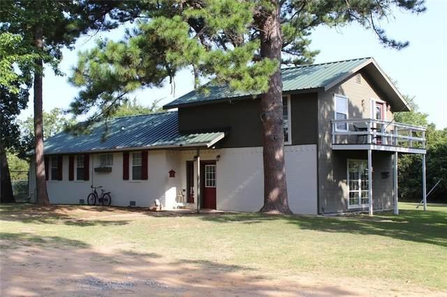 12119 N 3640 Road, Wewoka, OK 74884 (MLS #968469) :: ClearPoint Realty