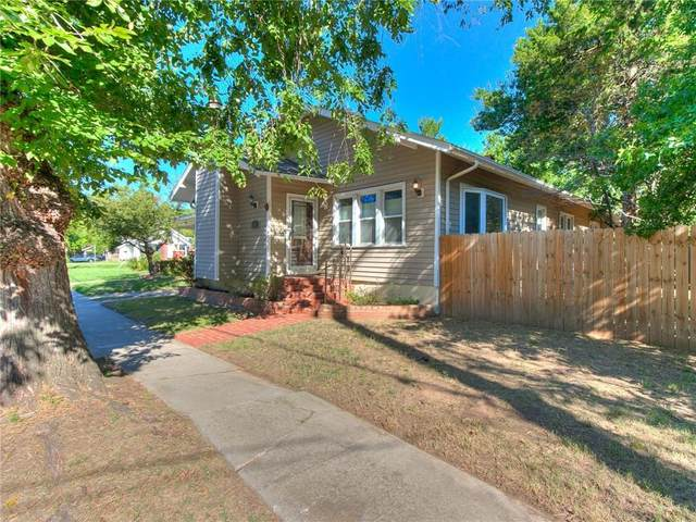 615 W Symmes Street, Norman, OK 73069 (MLS #968713) :: Erhardt Group