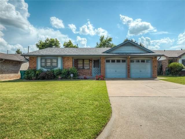 2924 SW 63rd Street, Oklahoma City, OK 73159 (MLS #968734) :: Erhardt Group