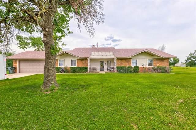 20075 NE 63rd Street, Harrah, OK 73045 (MLS #968814) :: Meraki Real Estate