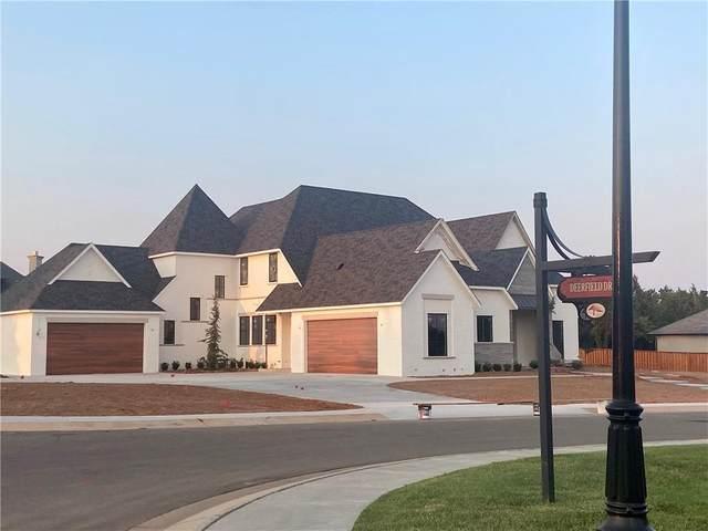 3001 Stone Oak Lane, Edmond, OK 73034 (MLS #968914) :: Meraki Real Estate