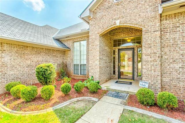 4224 NW 148th Street, Oklahoma City, OK 73134 (MLS #969010) :: Sold by Shanna- 525 Realty Group