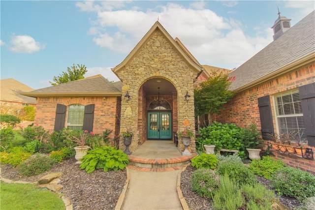 12820 Glen Eagle Drive, Choctaw, OK 73020 (MLS #969136) :: Maven Real Estate