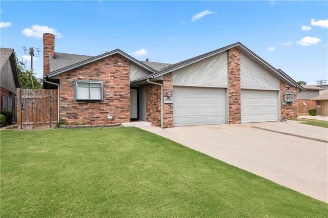 4315 S Olie Avenue, Oklahoma City, OK 73109 (MLS #969155) :: Homestead & Co