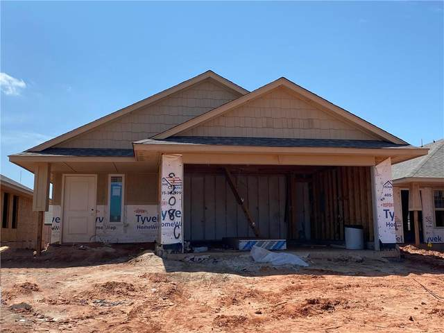 9208 SW 47th Street, Oklahoma City, OK 73179 (MLS #969217) :: Maven Real Estate