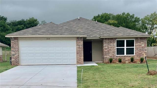 202 Tuscany Circle, Noble, OK 73068 (MLS #969436) :: Sold by Shanna- 525 Realty Group