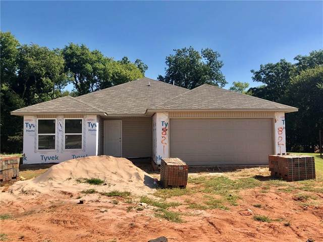 821 Twin Lakes Drive, Noble, OK 73068 (MLS #969441) :: Sold by Shanna- 525 Realty Group