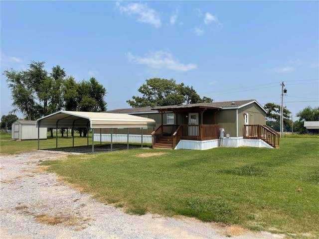 100 Sunset Drive, McLoud, OK 74851 (MLS #969522) :: Maven Real Estate
