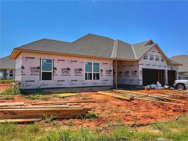 8204 NW 152nd Street, Edmond, OK 73013 (MLS #969526) :: Maven Real Estate