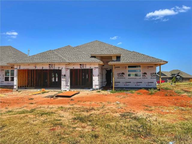 8201 NW 152nd Terrace, Edmond, OK 73013 (MLS #969527) :: Maven Real Estate
