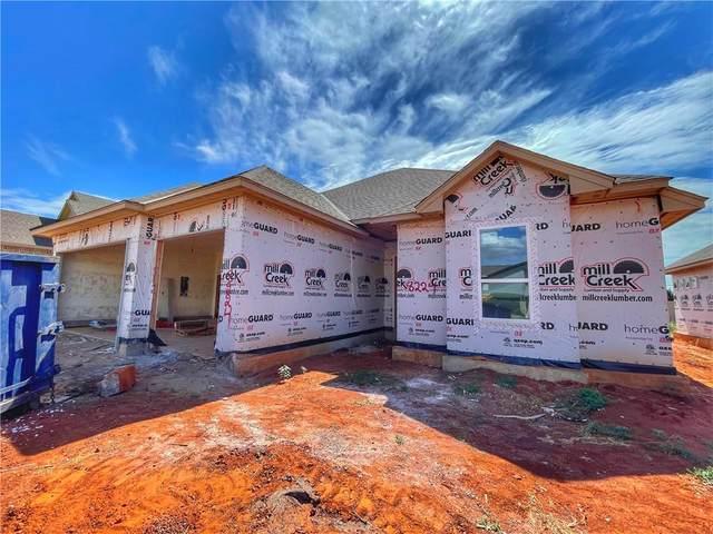 8224 NW 151st Terrace, Edmond, OK 73013 (MLS #969532) :: Maven Real Estate