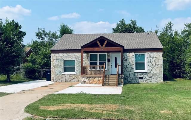 2901 NW 43rd Street, Oklahoma City, OK 73112 (MLS #969562) :: Maven Real Estate