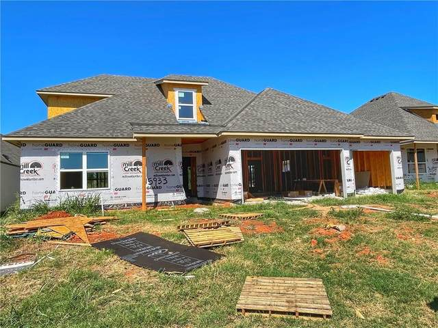 15933 Aparados Way, Edmond, OK 73013 (MLS #969565) :: Maven Real Estate