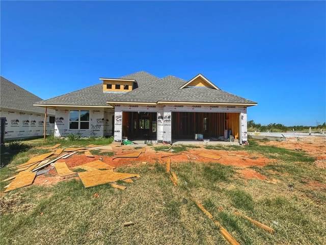 15937 Aparados Way, Edmond, OK 73013 (MLS #969568) :: The UB Home Team at Whittington Realty