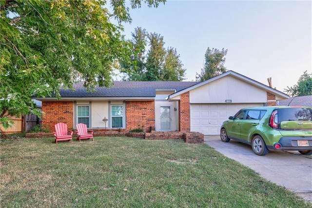 820 NW 118th Street, Oklahoma City, OK 73114 (MLS #969599) :: Meraki Real Estate