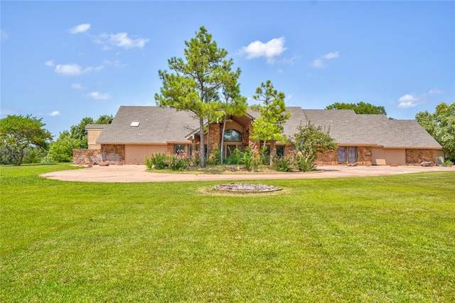 16931 E Coffee Creek Road, Luther, OK 73054 (MLS #969784) :: The UB Home Team at Whittington Realty