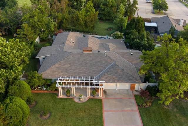 1814 Huntington Avenue, Nichols Hills, OK 73116 (MLS #969836) :: KG Realty