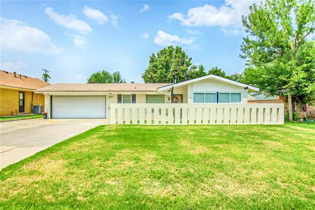 3717 N Riverside Drive, Bethany, OK 73008 (MLS #969838) :: Erhardt Group