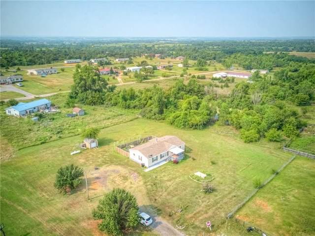 1408 Clear Pond Drive, Blanchard, OK 73010 (MLS #970038) :: Keller Williams Realty Elite