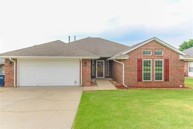 912 Blue Bird Terrace, Purcell, OK 73080 (MLS #970215) :: Meraki Real Estate