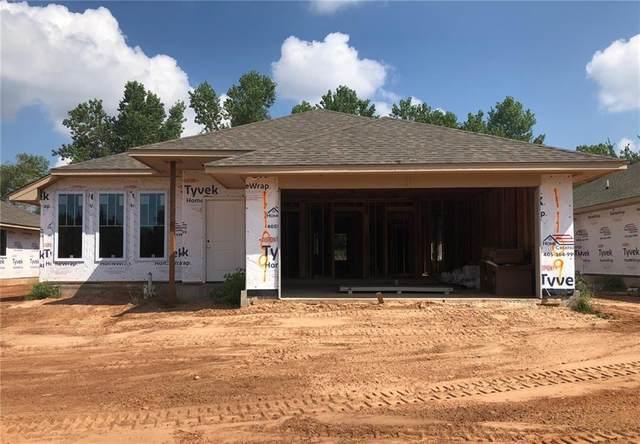 1109 Osprey Drive, Norman, OK 73072 (MLS #970271) :: Meraki Real Estate