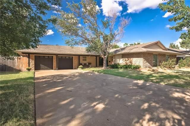 1611 Drakestone Avenue, Nichols Hills, OK 73120 (MLS #970292) :: Meraki Real Estate