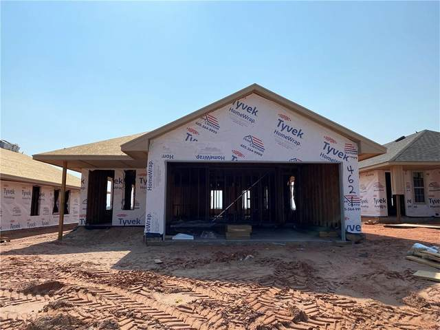 4621 Crystal Hill Drive, Oklahoma City, OK 73179 (MLS #970314) :: Maven Real Estate