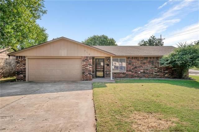 710 N Walker Avenue, Elk City, OK 73644 (MLS #970332) :: Sold by Shanna- 525 Realty Group