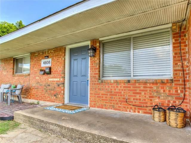 4808 SE 24th Street, Del City, OK 73115 (MLS #970400) :: Maven Real Estate