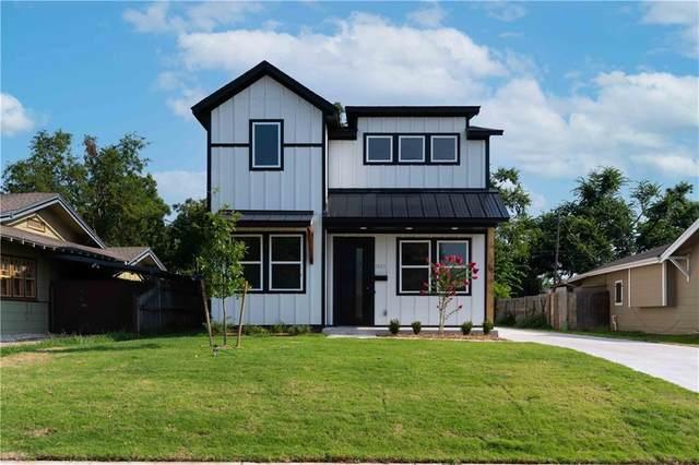 1821 NW 15 Street, Oklahoma City, OK 73106 (MLS #970460) :: Maven Real Estate