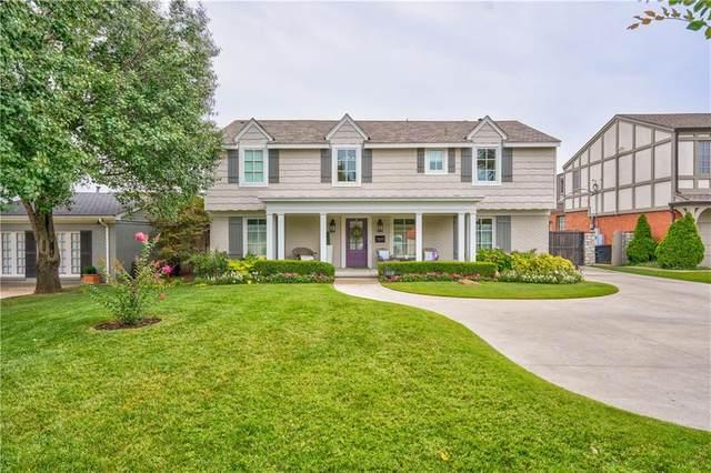 1118 Tedford Way, Nichols Hills, OK 73116 (MLS #970469) :: Keller Williams Realty Elite