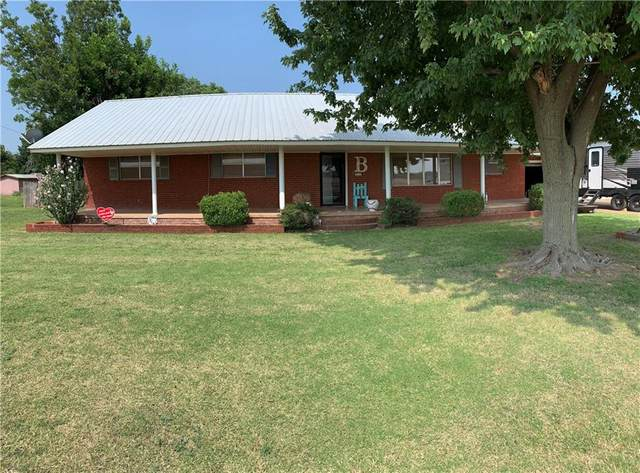 513 East Street, Fort Cobb, OK 73038 (MLS #970488) :: Sold by Shanna- 525 Realty Group