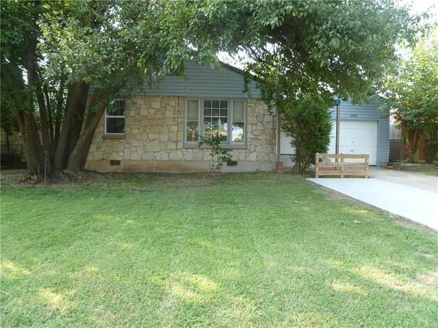 3906 NW 27th Street, Oklahoma City, OK 73107 (MLS #970689) :: KG Realty