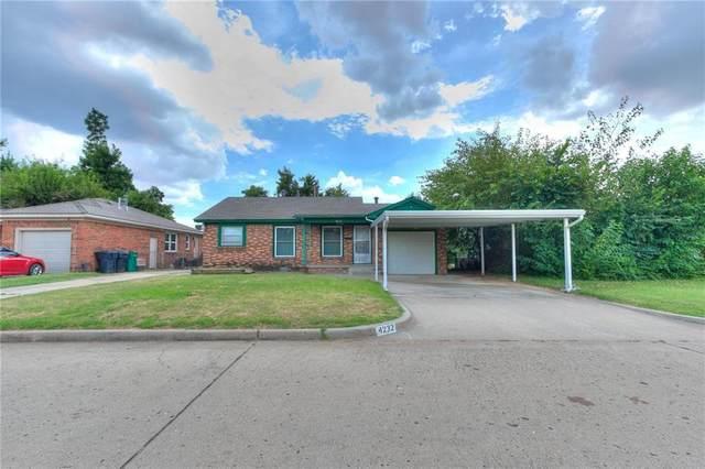 4232 NW 18th Street, Oklahoma City, OK 73107 (MLS #970784) :: Meraki Real Estate