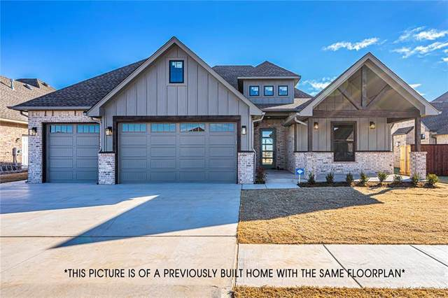 5705 Copper Stone Court, Mustang, OK 73064 (MLS #970837) :: Sold by Shanna- 525 Realty Group
