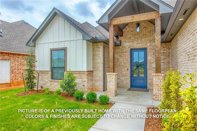 5708 Tiger Stone Drive, Mustang, OK 73064 (MLS #970847) :: Sold by Shanna- 525 Realty Group