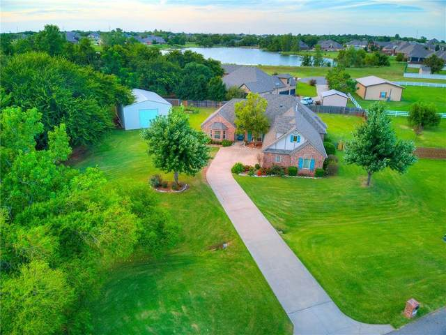 4801 South Creek Road, Oklahoma City, OK 73165 (MLS #970918) :: Sold by Shanna- 525 Realty Group