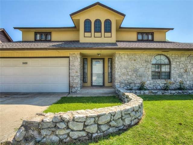 8400 Breezewood Drive, Del City, OK 73135 (MLS #971208) :: Meraki Real Estate