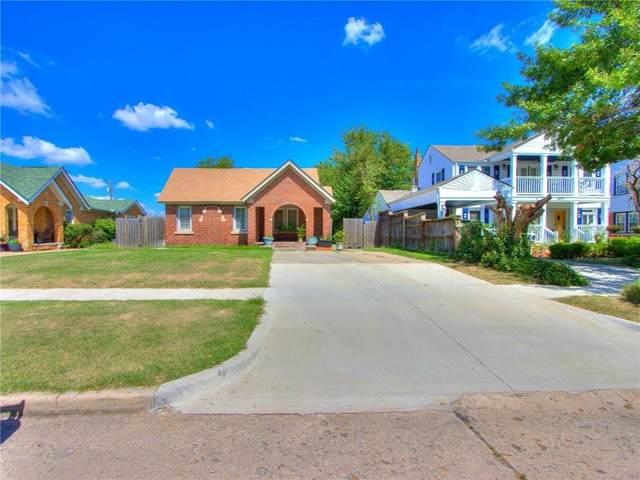 3621 NW 19th Street, Oklahoma City, OK 73107 (MLS #971244) :: KG Realty
