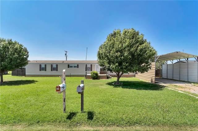 307 S 1st Street, Canute, OK 73626 (MLS #971366) :: Meraki Real Estate