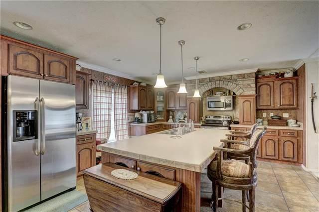 612 Meadow Rock Trail, Edmond, OK 73034 (MLS #971458) :: Keller Williams Realty Elite