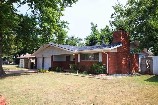 2920 N Viewpoint Drive, Midwest City, OK 73110 (MLS #971576) :: Meraki Real Estate