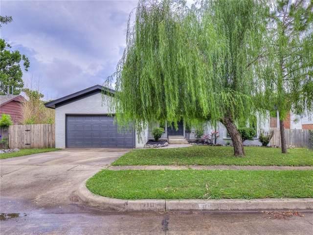 1318 Whippoorwill, Norman, OK 73071 (MLS #971602) :: Meraki Real Estate